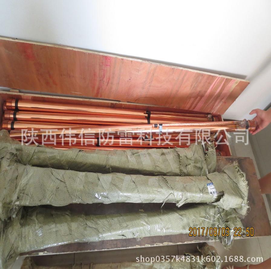 电解离子防腐接地极产品图片1