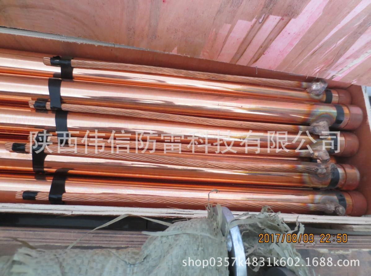 电解离子防腐接地极产品图片2