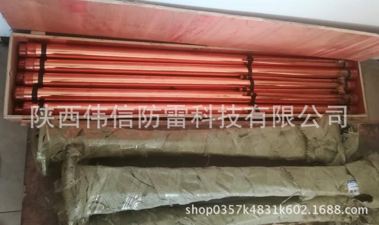 电解离子防腐接地极产品图片3